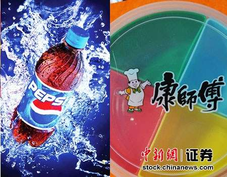 Pepsi Cola and MasterKong cooperate to challenge U.S beverage Coca Cola in China