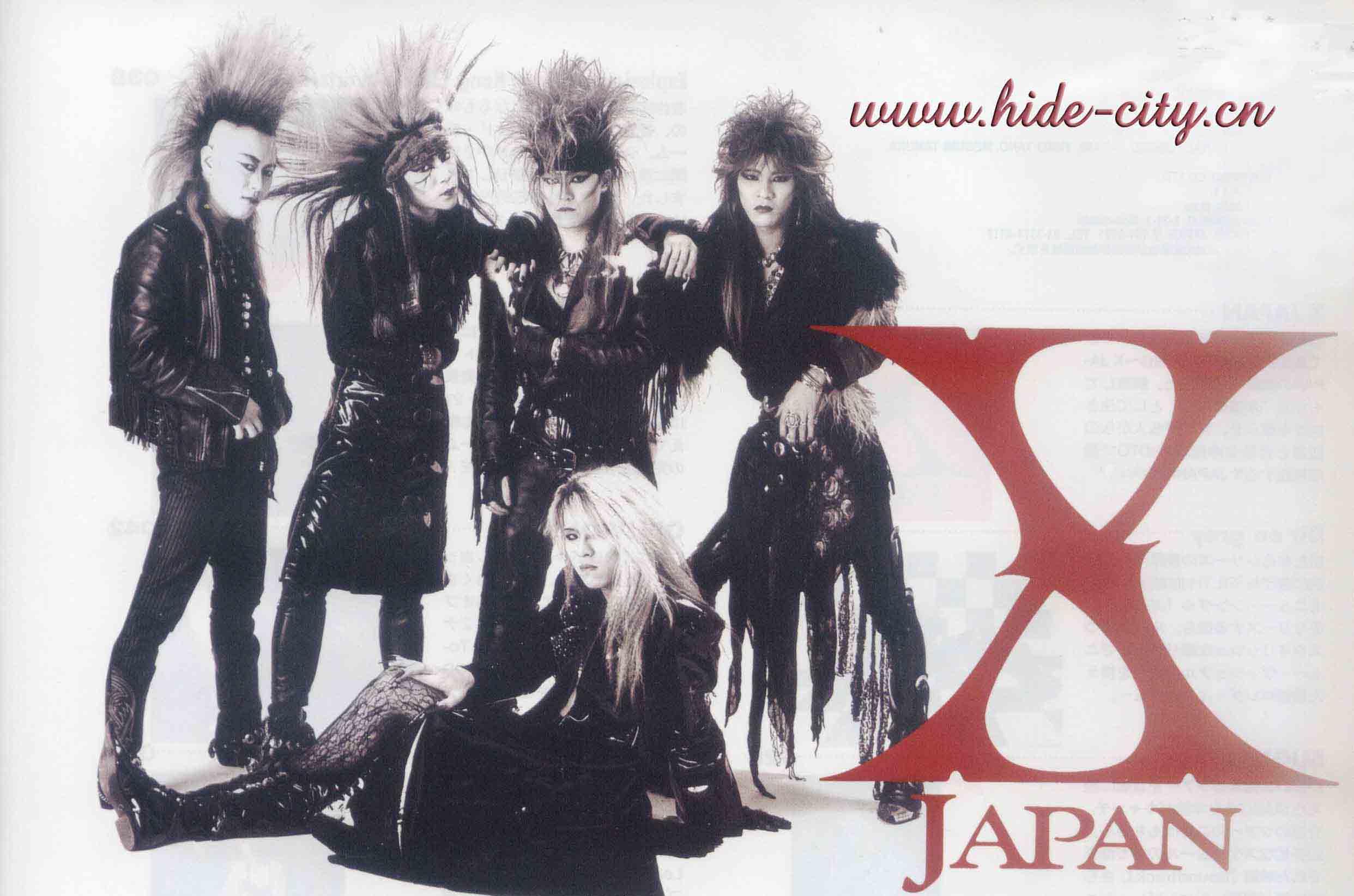 日本搖滾樂團「X JAPAN 」將於5日抵台,隔天在台北南港展覽館開唱,與樂迷同歡。團長YOSHIKI來台前先接受了DJ 吳建恆的訪問,他...