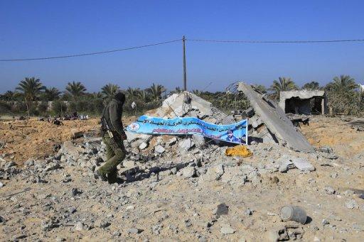 Israeli airstrike kills 1 in east of Gaza