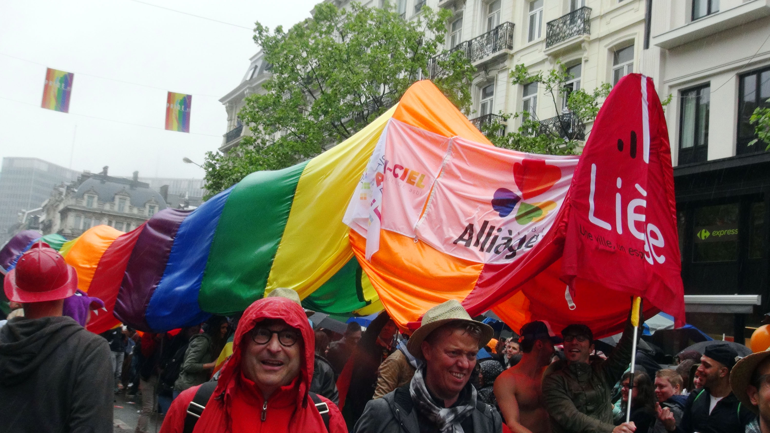 International Day Against Homophobia and Transphobia 2015: A slow progress of LGBT rights