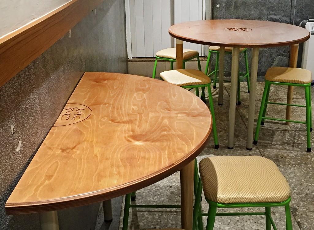 半桌又有辦桌、伴桌之意。