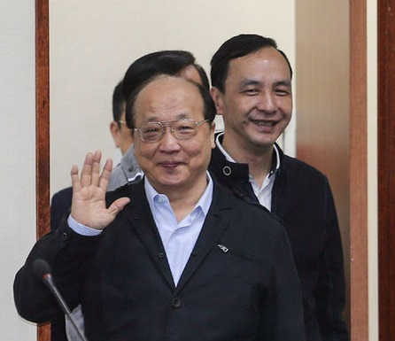 Hu: Wang's house scandal impacts KMT's presidential bid