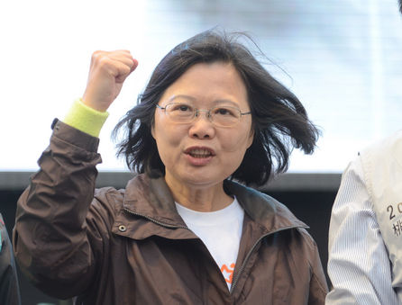 Tsai : opponents going overboard on false accusations