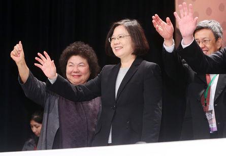 Too early to decide on U.S. pork before talks: Tsai