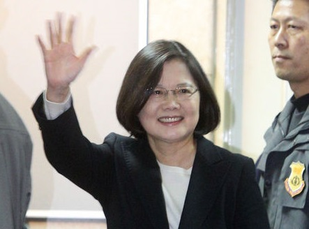 The last mile is to oversee polling: Tsai