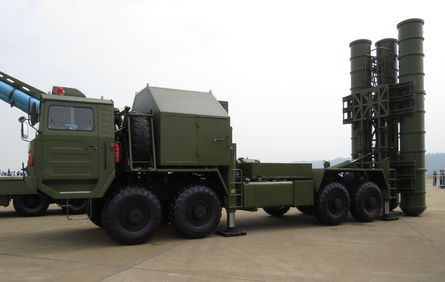 Taiwan's military closely watches China's missile deployment on contested island