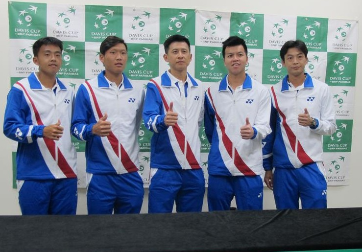 Lu To Lead Home Team In Davis Cup Tie