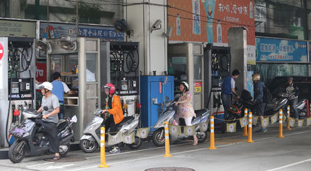 CPC to hike gasoline prices by NT$0.7 per liter
