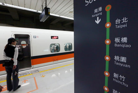 THSR to operate all trains as scheduled on Tue. and Wed.