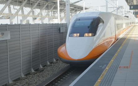高鐵台南-左營估21時雙向行駛