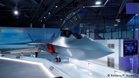 New fighter jet project will boost Lancashire