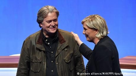 Former Trump aide Bannon sets up group to undermine EU
