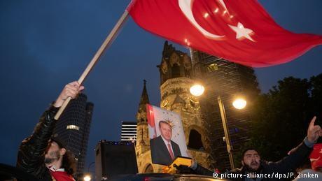 German Turks feel closer to Turkey than Germany: report