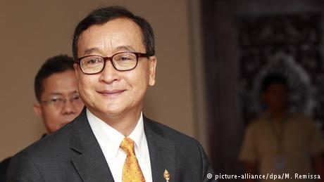 Sam Rainsy: Hun Sen will be 'the ultimate loser'