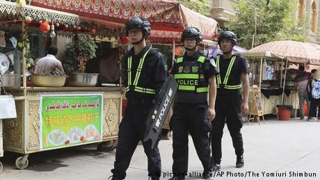 China state media justify Muslim Uighur crackdown to prevent 'China's Syria'