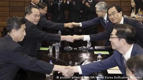 North and South Korea to hold third peace summit in Pyongyang