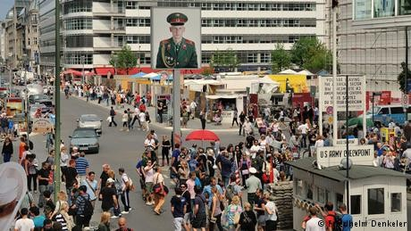 Tourist trap and memorial: What is to become of Checkpoint Charlie?