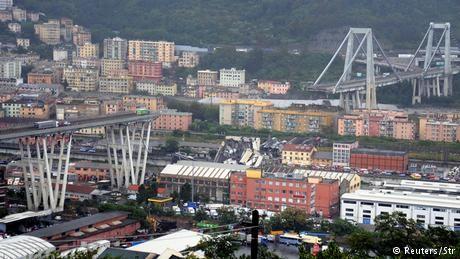 Genoa Bridge collapse: A timeline