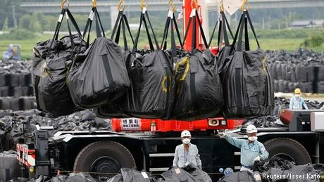 Fukushima: UN says clean-up workers in danger of 'exploitation'