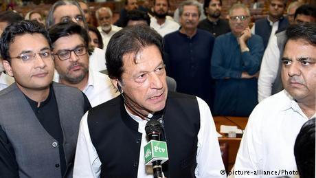 Pakistan facing multiple crises as PM Imran Khan takes over