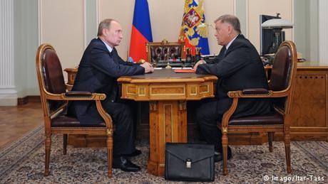 Sanctioned Putin ally Vladimir Yakunin granted German visa