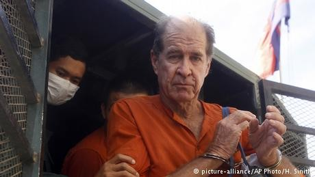 Australian filmmaker James Ricketson granted royal pardon