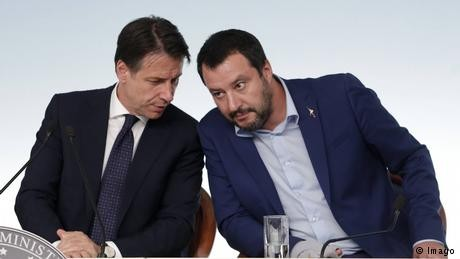 Italy PM says proud of budget, seeks European Union  dialogue 'without prejudice'