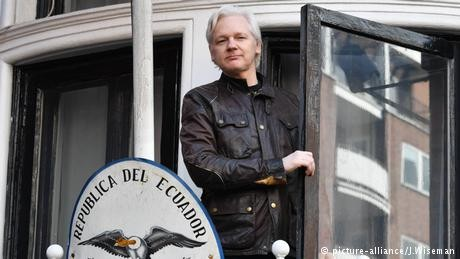 Julian Assange Rejects Deal to Leave Ecuadorian Embassy