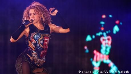 Spain charges Shakira with tax fraud