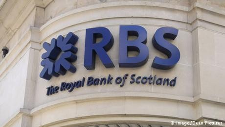 Royal Bank of Scotland (RBS) applies for German banking license