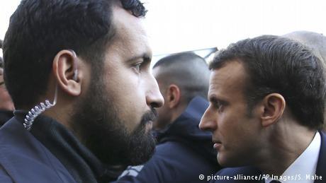 France: Former Emmanuel Macron bodyguard under fresh scrutiny