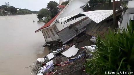 Philippines: Cyclone Usman kills dozens