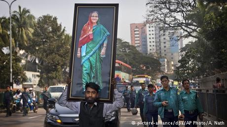 Has Bangladesh's ruling party won a 'managed' election?