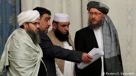 Afghan Taliban begins peace talks in neighboring Iran