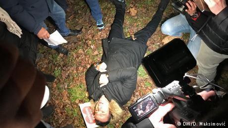 UK denies sheltering protest leader Davor Dragicevic in Bosnia embassy