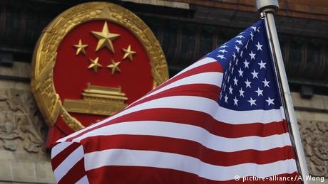 US hails 'progress' in China trade talks