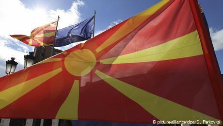 North Macedonia name change enters force