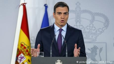 Spanish PM Pedro Sanchez expected to call for snap election