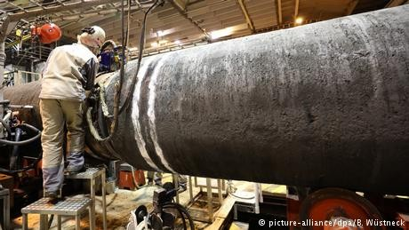 EU members and leaders agree on compromise for Nord Stream 2