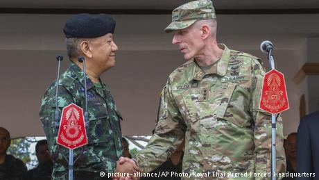 US and Asian nations launch 'Cobra Gold' military exercises