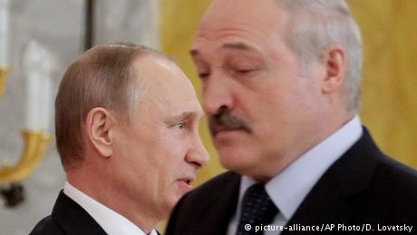 Could Russia and Belarus trade oil for national sovereignty?