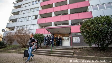 Germany: Fire risk prompts high-rise evacuations in Duisburg