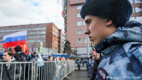 Thousands protest in Moscow against Russia's cyber-security bill