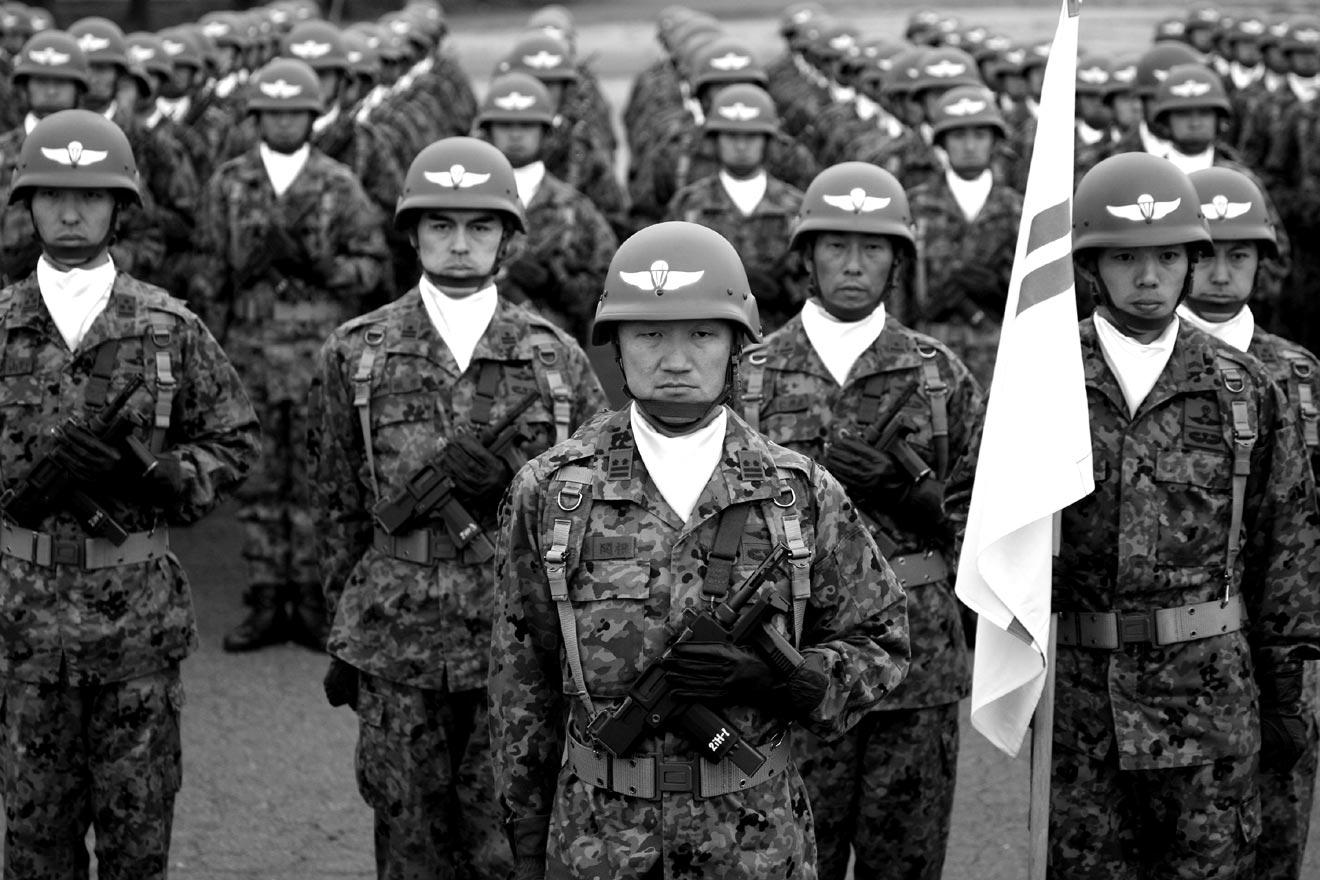 North Korea threat triggers calls for stronger Japanese military