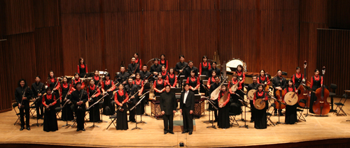 Kaohsiung City Chinese Orchestra plans to release an international album soon. The recordings promise to be elegant and cater to a world audience.