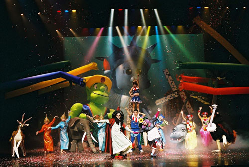The famous Paper Windmill Theatre will perform live at the Kaohsiung Museum of Fine Arts on Sunday.