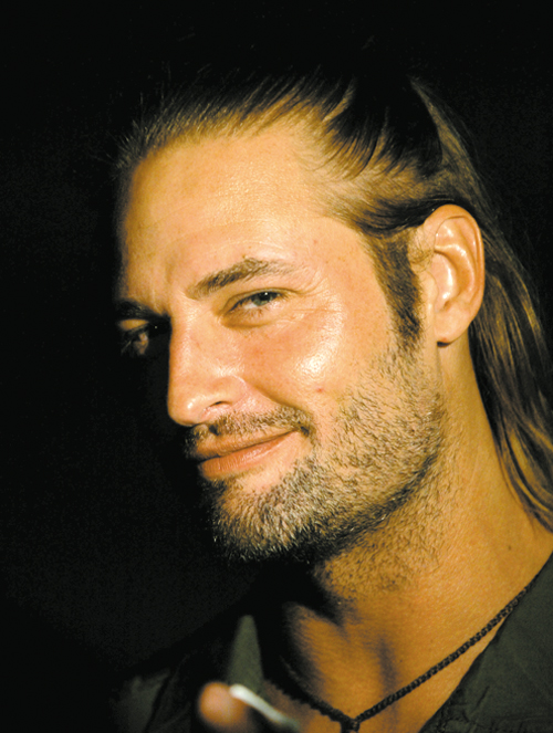 """Matthew Fox (as Jack), left, and Josh Holloway (as Sawyer) will return for another season of """"Lost."""""""