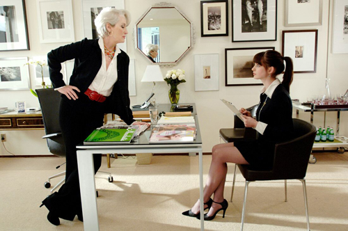 """Although chick lit readers were familiar with the storyline of """"The Devil Wears Prada,"""" a well-adapted screenplay and an excellent performance by Mery..."""