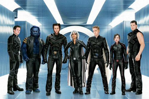 """""""X-Men 3"""" was a summer blockbuster that lifted the year's receipts into near-record territory."""