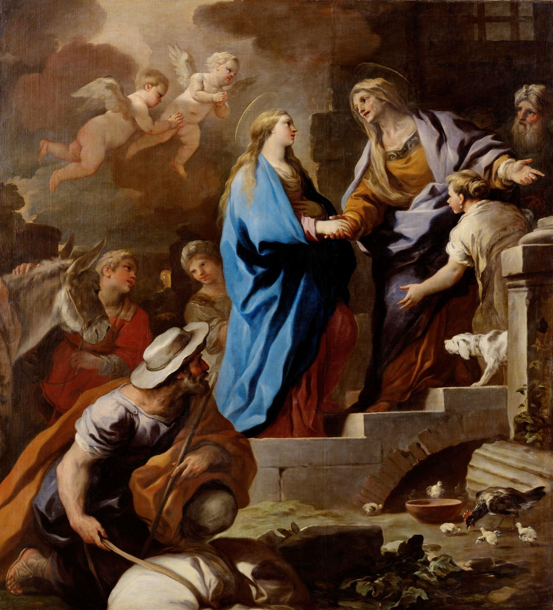 Baroque Art Appeals to Emotions